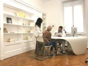 Visita medica a Milano
